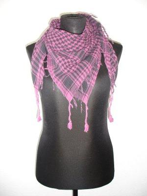 Shemagh violet-black