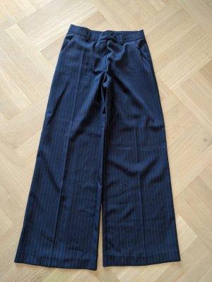 Ana Alcazar Marlene Trousers dark blue-azure