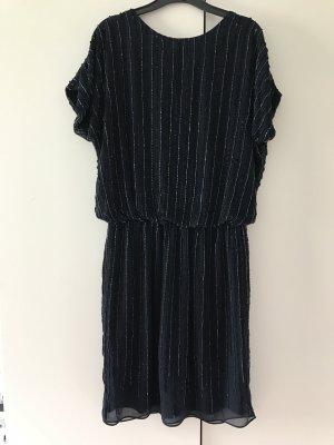 Palietten kurzes Kleid