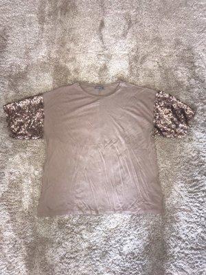 Palietten T-Shirt