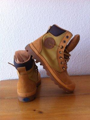 Palladium Boot / Winterstiefel - amber gold Gr. 39