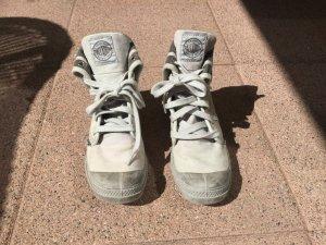 Palladium Boots multicolored cotton