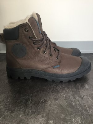 Palladium Boots graubraun