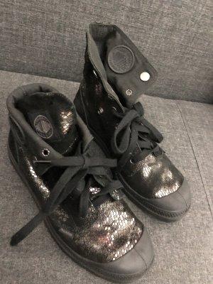 Palladium Glitzer Boots, Gr. 41,5