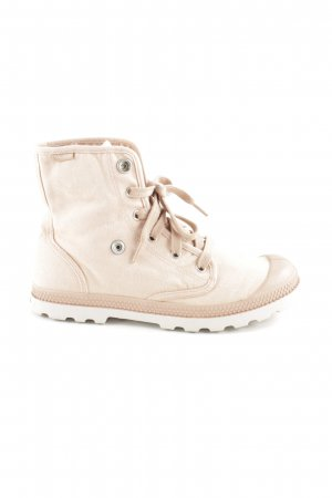 Palladium High Top Sneaker creme Casual-Look