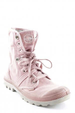 Palladium High Top Sneaker rosa Casual-Look