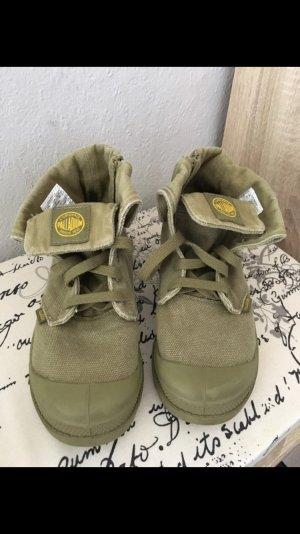 Palladium Schuhe in khaki
