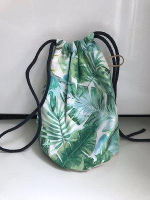 Palmen bag Hobo Reisetasche Reise Tasche Palme Floral Trend Blogger Blog