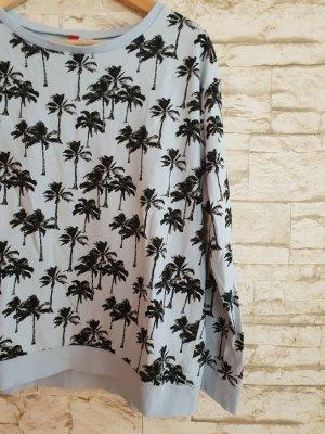Palmen Pullover Retro Vintage Divided