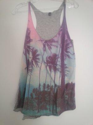 Palmen Sommer Top