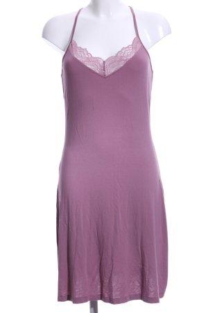 Palmers Hauskleid pink Casual-Look