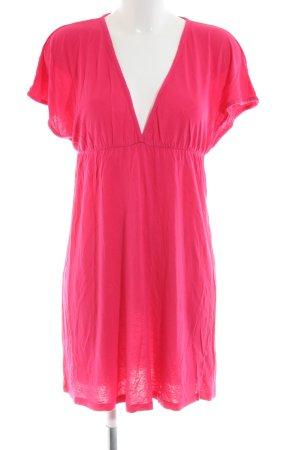 Palmers Jerseykleid pink Casual-Look
