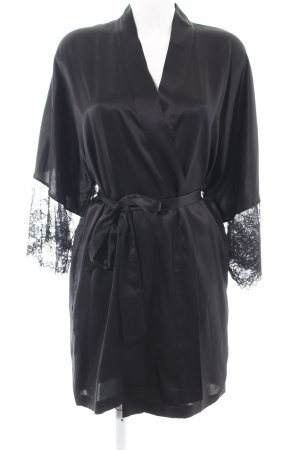 Palmers Dressing Gown black casual look