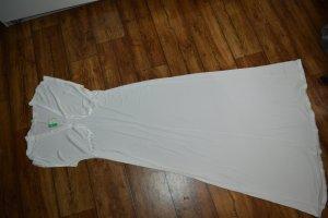 Palmers Nachtwäsche Damen langes Nachtkleid weiß Nylon, Vintage,neu