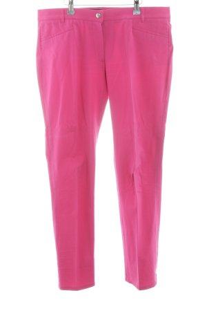 Pamela Henson Peg Top Trousers pink casual look