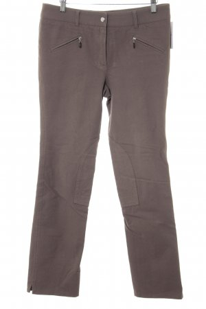 Pamela Henson Riding Trousers light brown athletic style
