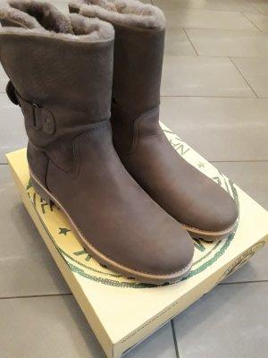 Panama Jack Damen Stiefel Gr.42 Grau