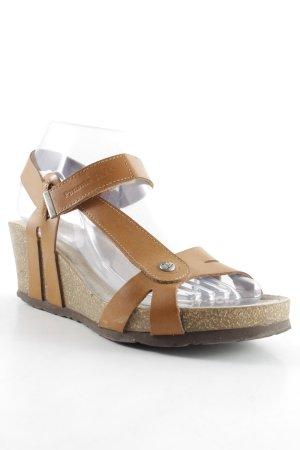 Panama jack Wedges Sandaletten mehrfarbig Casual-Look