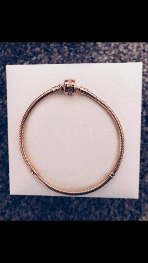 Pandora 585/- Gold Armband Gr.21