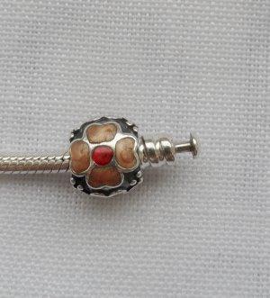 Pandora 791494EN Liebliche Gänseblümchen-Wiese Clip 925 Silber m. weißer Emaille (NP 45 €) für 33 € NEU o. Etikett