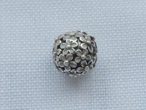 Pandora 791494EN Liebliche Gänseblümchen-Wiese Clip 925 Silber NEU ohne Etikett