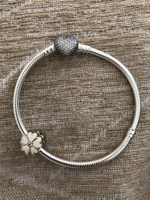Pandora Bracelet silver-colored-white