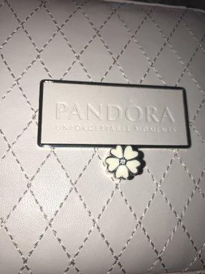 Pandora Breloque blanc-blanc cassé