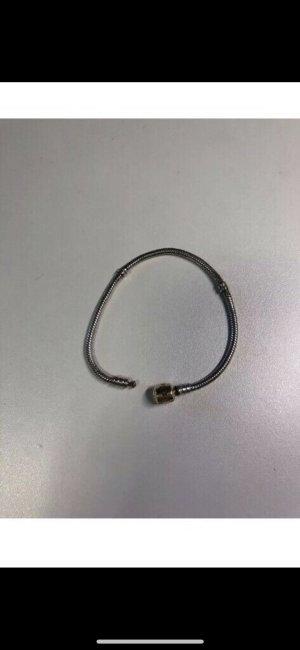 Pandora Bracelet argenté-doré argent
