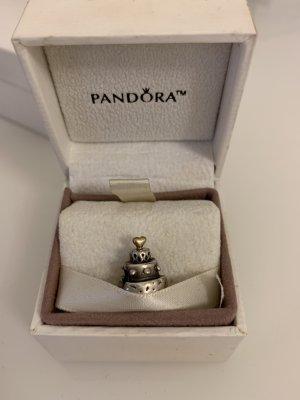 Pandora Colgante color plata-color oro