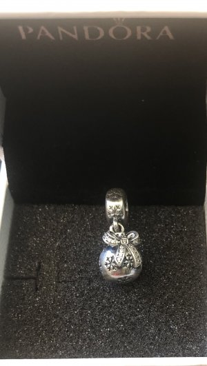 Pandora Anhänger aus Silber mit Zirkonia