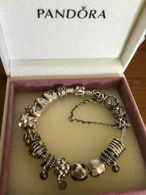 Pandora Armband wit Zilver