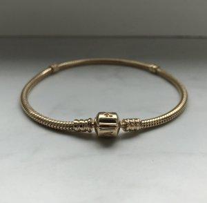 Pandora Armband 585/- Gelbgold Gr 21