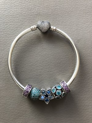 Pandora Bracelet blue-lilac