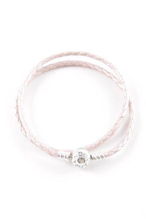 Pandora Armband altrosa-silberfarben Elegant