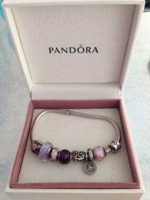 Pandora Braccialetto sottile multicolore