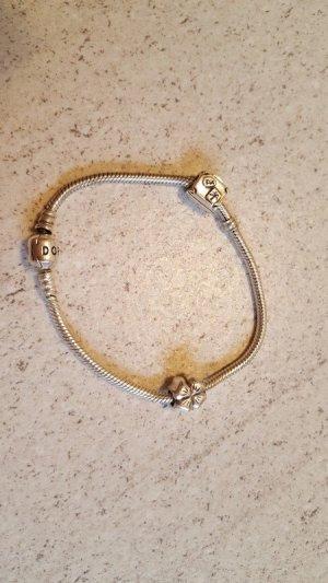Pandora Armband inkl. 2 Anhänger