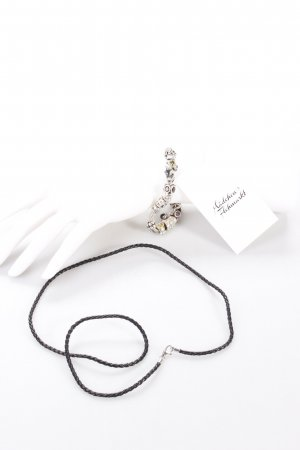 Pandora Armband mit Charms und Halskette
