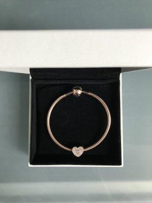 Pandora Armband Set Gr 19
