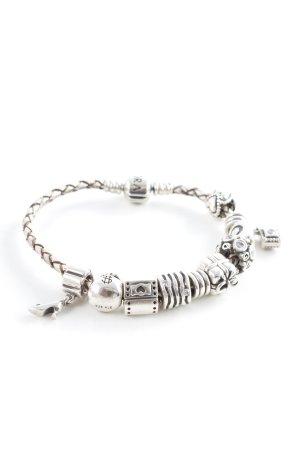 Pandora Armband silberfarben Casual-Look