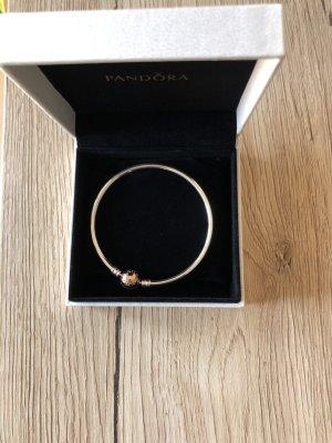 Pandora Armreif Silber, Kugel rose