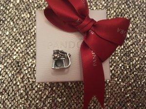Pandora Bicolor Charm Weihnachtsschlitten - neu