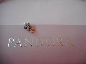 Pandora Breloque blanc-argenté argent