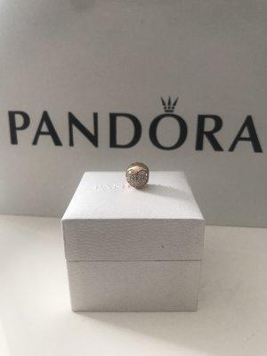 Pandora Charm yellow real gold