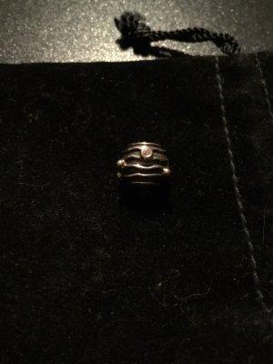Pandora Bedel zilver-goud