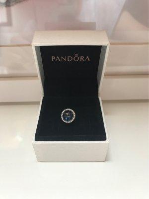 Pandora Dije color plata-azul
