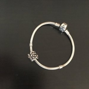 Pandora Charm silver-colored-bronze-colored