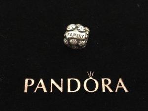 Pandora Charm silver-colored