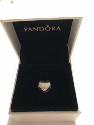 Pandora Charm Herz Clip wie neu