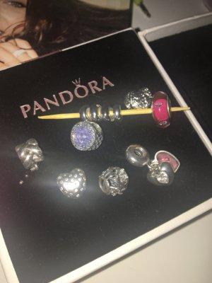 Pandora charm Herz You&me neuwertig