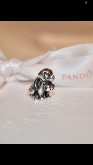Pandora charm Hund